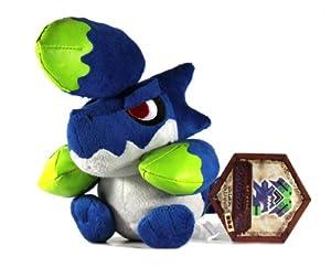 "Capcom Monster Hunter Brachydios/Bracchidios 6"" Plush (Japanese Import)"
