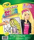 Crayola Color Wonder Barbie Coloring Pad