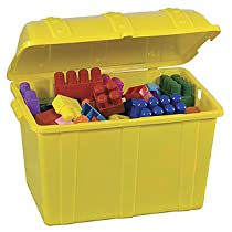 Play Treasure Chest Color: Yellow