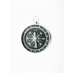 (Price for 50 Pcs) Precise Small Elegant Pocket Compass