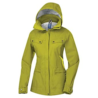Isis Raindrop Jacket - Women's Zest XS