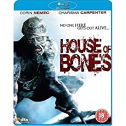 House of Bones [Blu-ray]