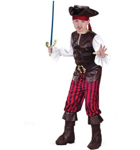 High Seas Buccaneer - Child Costume