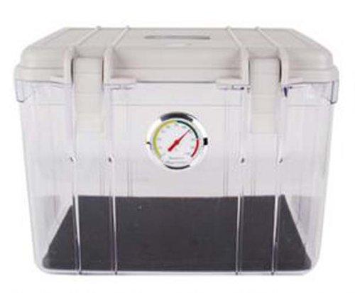 SLR Dry Box Humidity Cabinets Camera Sealed Lens + Electronic Dehumidifier(Gray) (Dehumidifier Camera compare prices)