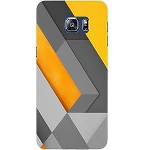 Casotec Marshmallow Design Hard Back Case Cover for Samsung Galaxy S6 edge Plus