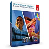 Adobe Photoshop Premiere Elements 9 Win/Mac OLD VERSION