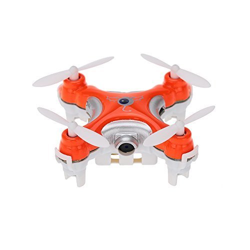 Cheerson CX-10C 2.4G 6-Axis Gyro RTF Mini Drone With 0.3MP Camera - wight