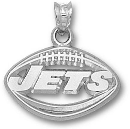 New York Jets NFL Sterling Silver Charm