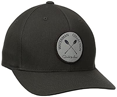 Quiksilver Waterman Men's El Morro Stretch Fit Hat