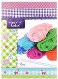 Kit d'apprentissage au crochet 7pcs