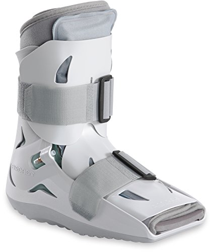 Aircast SP (Short Pneumatic) Walker Brace / Walking Boot, Large (Walking Cast Boot Large compare prices)