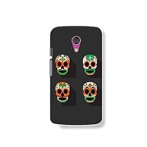 Retro Skull Phone case for Motorola Moto G2