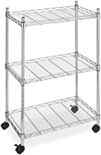 Whitmor 6056-344-N Supreme Cart, Chrome