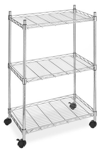 Chrome Supreme Utility Cart