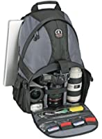 Tamrac 5549 Adventure 9 Photo/Computer Backpack (Grey/Black)