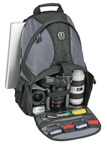 Tamrac Adventure 9 Photo/Computer Backpack (Grey/Black)