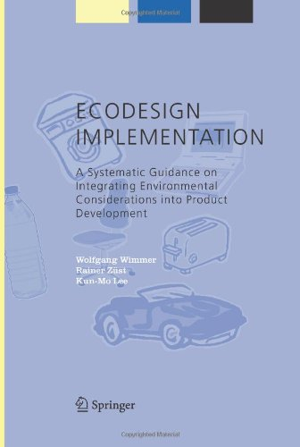 ECODESIGN Implementation: A Systematic Guidance on Integrating Environmental Considerations into Product Development (Al