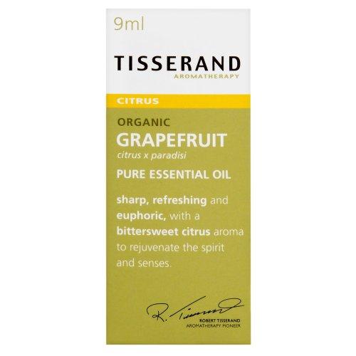 Tisserand Grapefruit Organic Essential Oil 9 ml