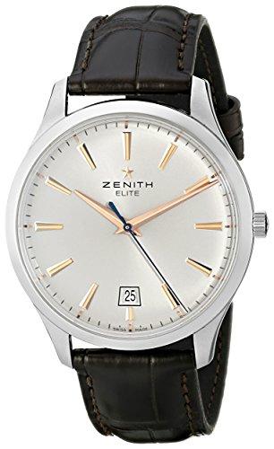 zenith-mens-032020670-01c498-elite-captain-central-second-silver-sunray-dial-watch