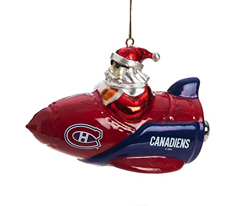 Canadiens Tree Ornament, Montreal Canadiens Tree Ornament