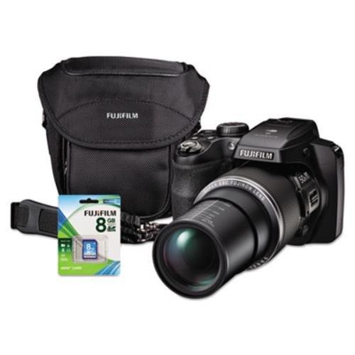 Fuji S9400W Digital Camera Bundle, Reviews