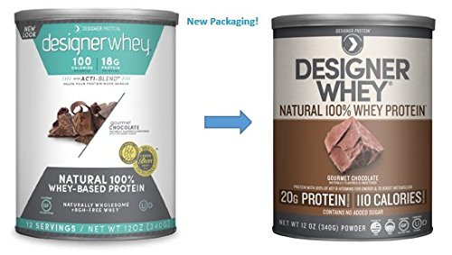 Designer-Protein-100-Premium-Natural-Whey-Protein-Powder-with-Acti-Blend-Gourmet-Chocolate-12-Ounce-Canister