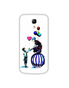 Samsung Galaxy S4 Mini ht003 (87) Mobile Case from Mott2 - Balloon - Kids - Love (Limited Time Offers,Please Check the Details Below)