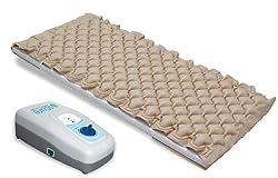 Scure Anti- Decubitus Air Pump & Bubble Mattress for Bed Sores