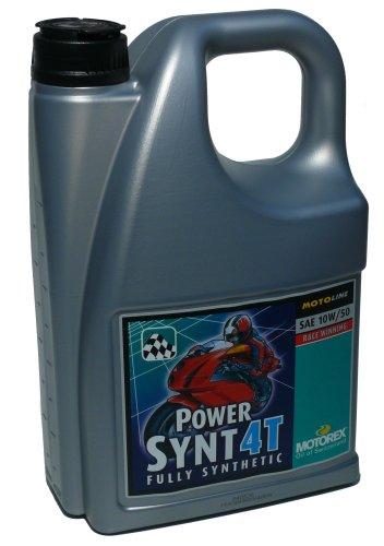 motorex-82412020-olio-motore-power-sae-10w-50-totalmente-sintetico-specifico-per-moto-a-4-tempi-cont