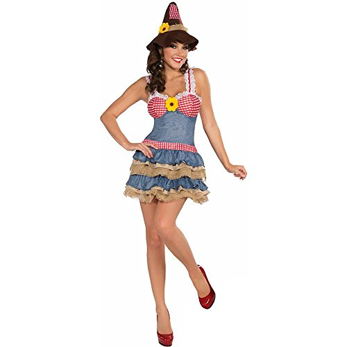 Scarecrow Sexy Adult Costume