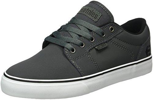 EtniesBarge Ls - Scarpe da Skateboard uomo , grigio (Grey (Grey/Black/White039)), 42