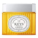 Molto Bene Keys Treatment F for Naturally Curly and Frizzy Hair 22.93 Oz/ Pump Size