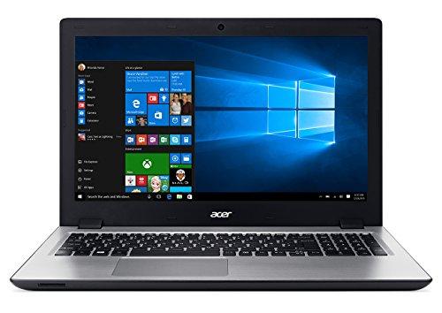 """Acer Aspire V3-574G Portatile, Display da 15.6"""", Processore Intel i7-5500U, RAM 12GB, HDD da 1000GB, Scheda Grafica NVIDIA GeForce 940M da 2GB, Nero"""