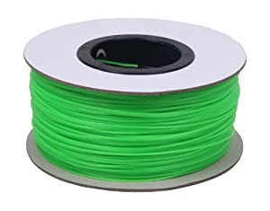 Signswise 1kg/2.2lb 1.75mm PLA 3D Printer Filament for 3D Printers Reprap, MakerBot Replicator 2, Afinia, Solidoodle...*Green* by Signswise