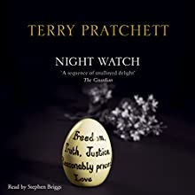 Night Watch: Discworld, Book 29 Audiobook by Terry Pratchett Narrated by Stephen Briggs