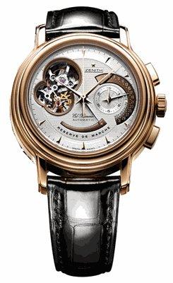 Zenith Chronomaster XXT Retrograde Open Men's Watch 18.1260.4023/01.C505