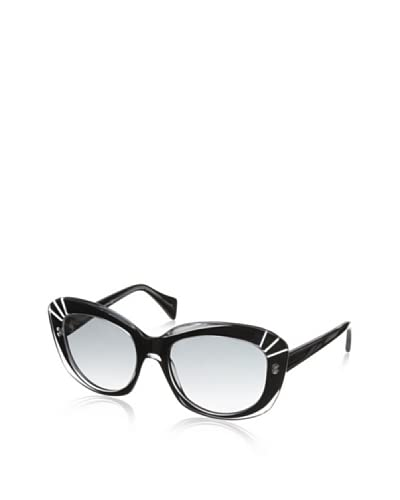 Alexander McQueen Women's Sunglasses, Crystal Black