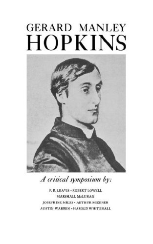 Gerard Manley Hopkins, (A New Directions Paperbook, Ndp 355), KENYON CRITICS