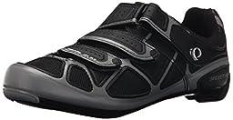 Pearl Izumi Women\'s W Select RD IV Cycling Shoe, Black/Black, 39 EU/7.59 B US