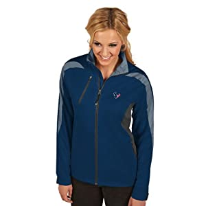 NFL Houston Texans Ladies Discover Jacket by Antigua