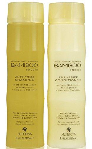 ALTERNA BAMBOO Smooth Shampoo & Conditioner Set (8.5 Oz Each) (Alterna Split End compare prices)