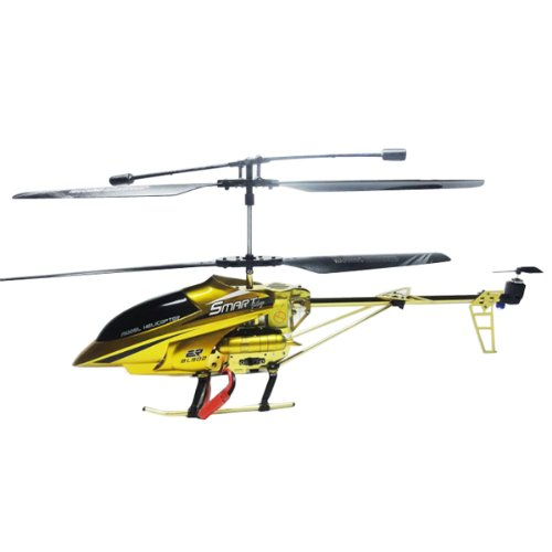 Big Bargain Golden Sky Striker BL902 3.5CH Remote Control RC Helicopter With Gyro