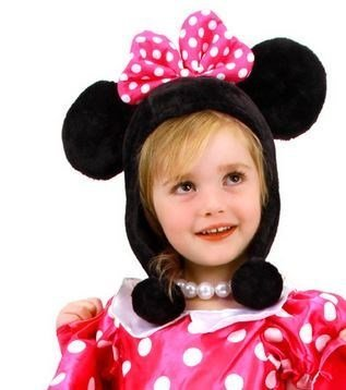 Toddler Minnie Mouse Dress front-5872