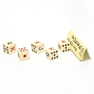 Spanish Poker Dice Game