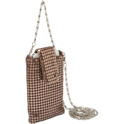 j-furmani-metal-mesh-cell-phone-bag-bronze