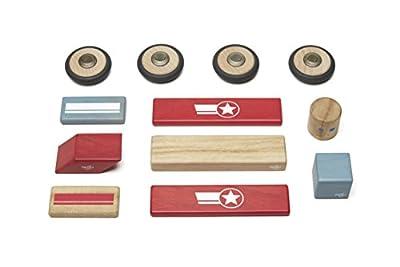 Tegu Daredevil Magnetic Wooden Block Set by Tegu Toys