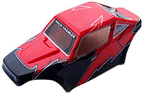 Redcat Racing Sumo Crawler Body, Red