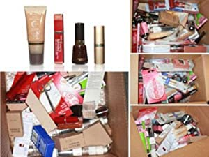 L'Oreal, Maybelline & Revlon Cosmetic Lot (55 Pieces)