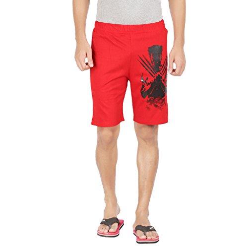 dk-red-graphic-shorts-xmen-print