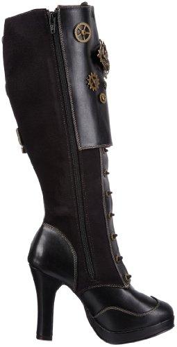 Pleaser Women's Crypto-302 Knee-High Boot 5